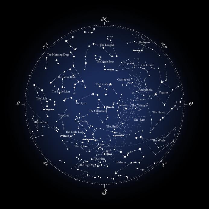Sternenwege - Zur Vertiefung